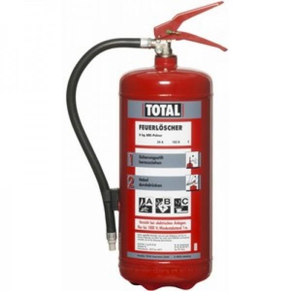 TOTAL FX6 poederblusser 6 kg