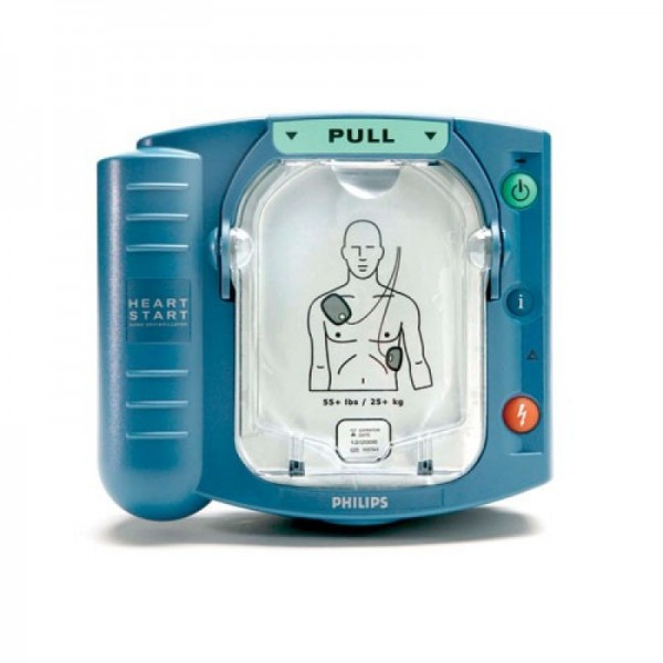 AED - Philips Heartstart HS1