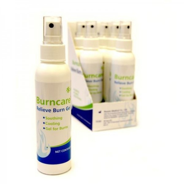 Burncare brandwonden spray flacon 120ml
