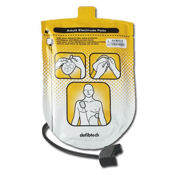 AED - Defibtech Lifeline elektroden