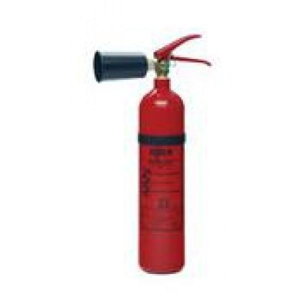 AJAX / Chubb CO2 brandblusser 2 kg