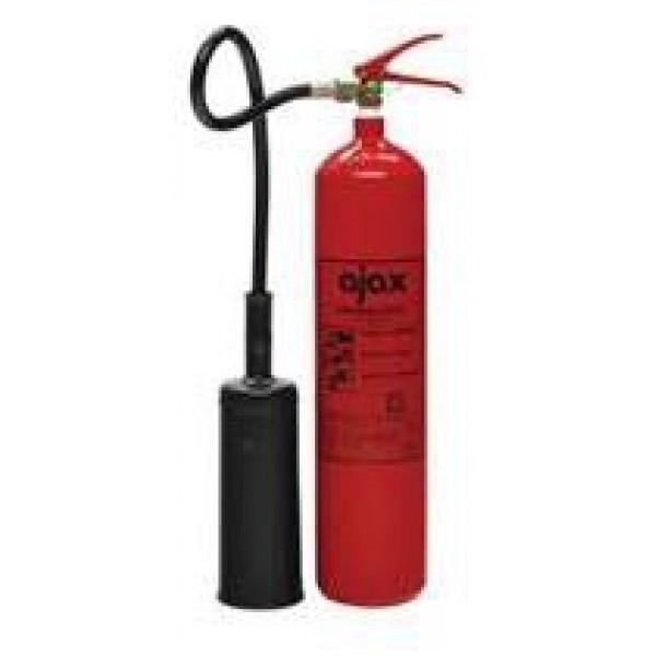 AJAX / Chubb CO2 brandblusser 5 KG