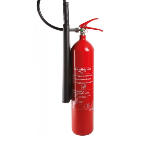 CO2 brandblusser 5 kg