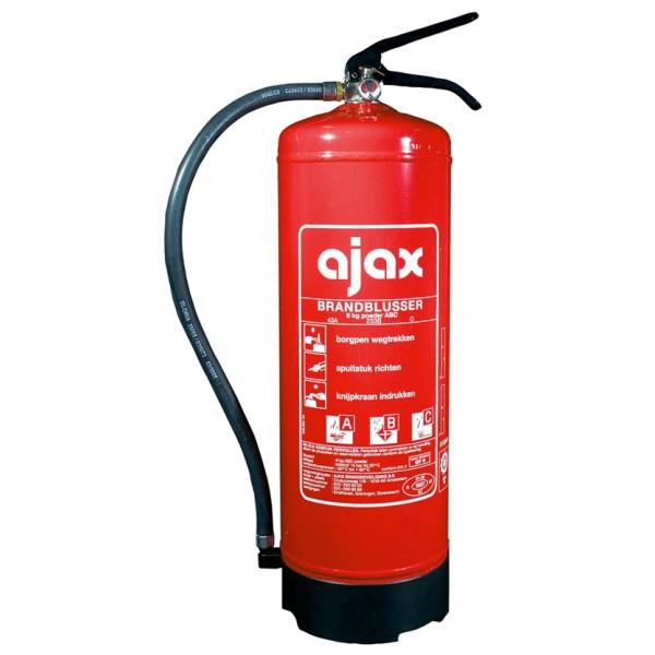 AJAX / Chubb poederblusser 9 kg