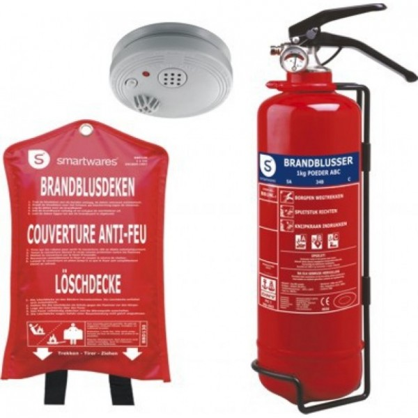 Brandbeveiligingsset Basic